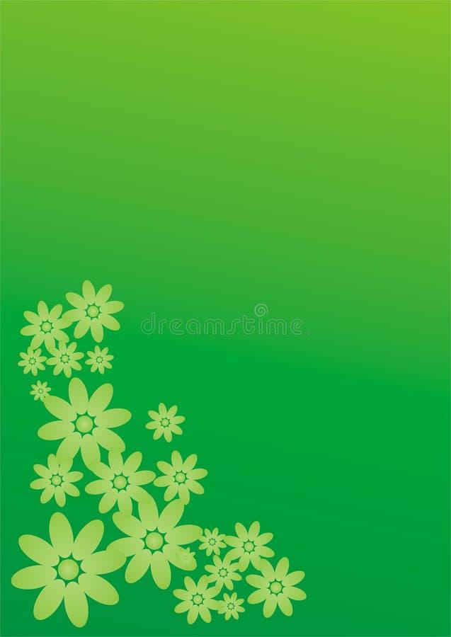 Frühlings-Grün vektor abbildung