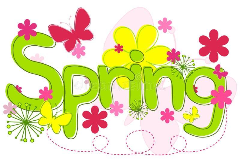 Frühlings-Text