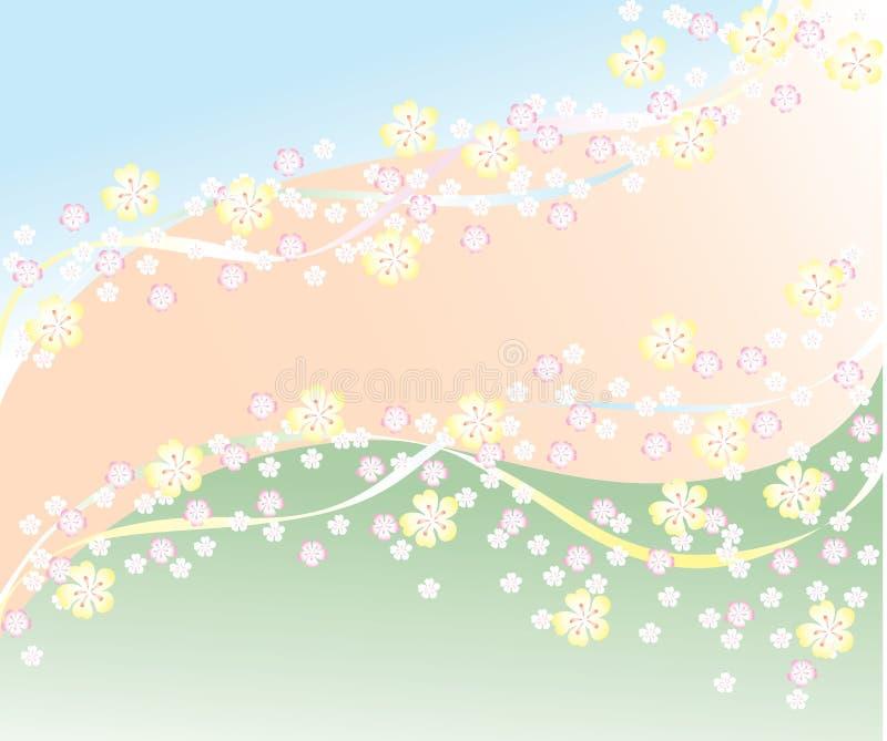 Frühlingshintergrund stockbilder