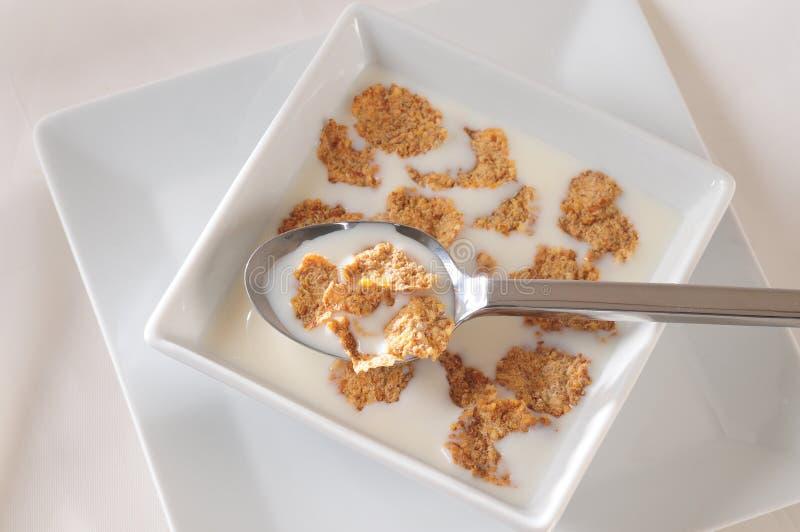 Frühstück. stockfoto