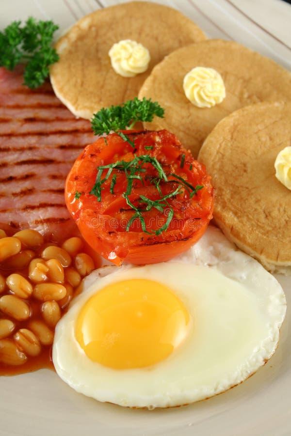 Frühstück 2 stockfoto