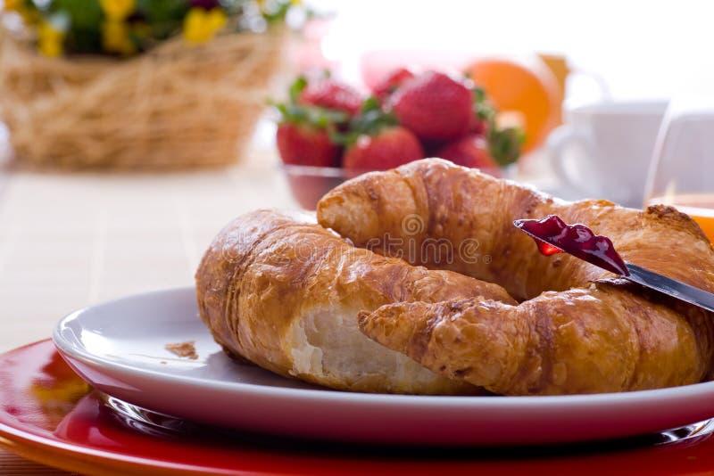 Frühstück 2 stockfotografie
