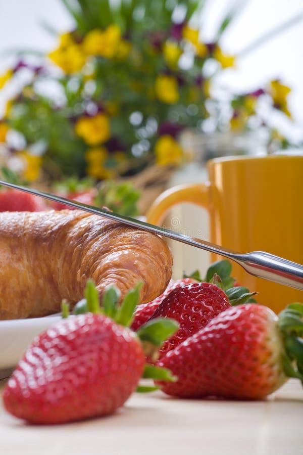 Frühstück 4 stockbild