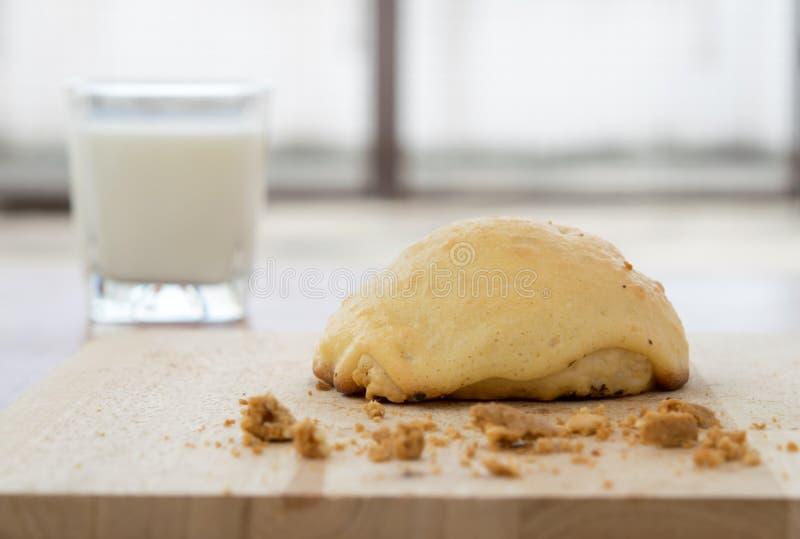 Frühstück Bäckerei auf Morgen lizenzfreie stockfotos