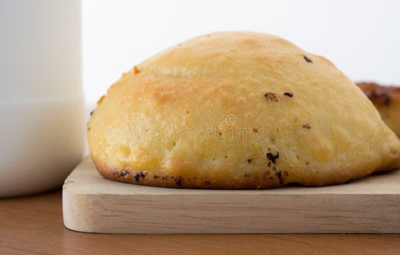 Frühstück Bäckerei auf Morgen lizenzfreies stockfoto