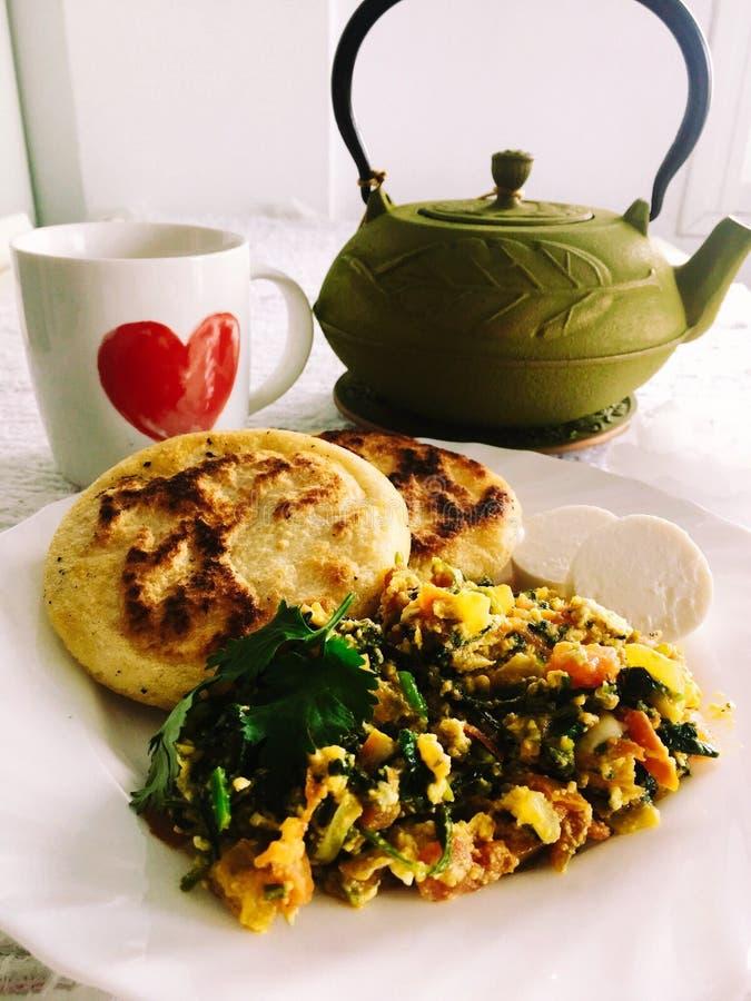 Frühstücken Sie stockfotografie