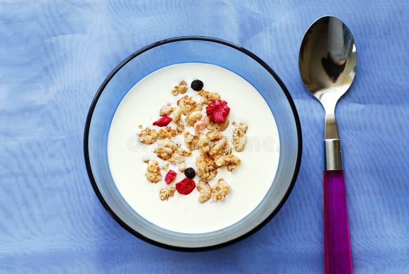 Frühstückskost Aus Getreide Stockfotos