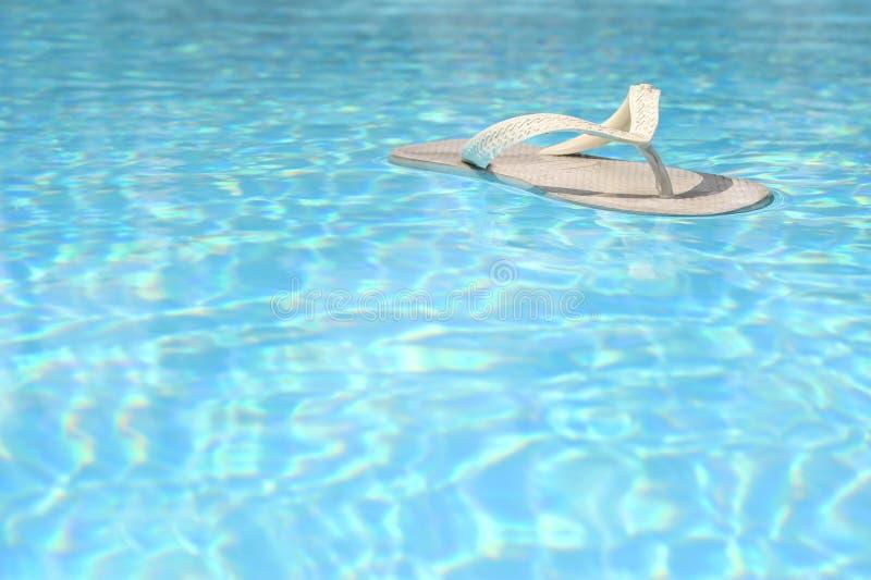 Fracaso de tirón flotante fotografía de archivo libre de regalías