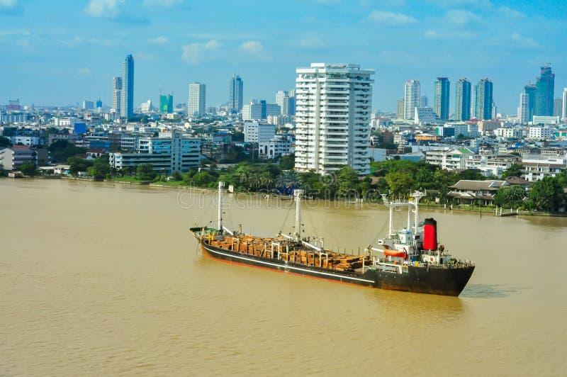 Fracht-Transport, Versand, Transport, Israel, Contai lizenzfreies stockfoto