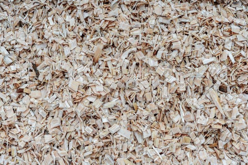 Fracht von Chips vom Holz Beschaffenheit Tragen Sie durch Frachtschiff stockfotos