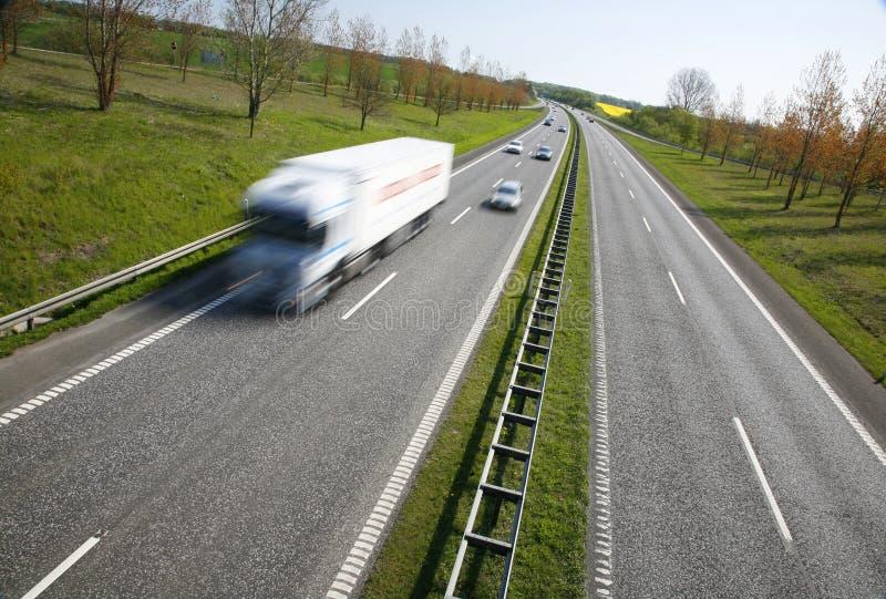 frachtowy transport zdjęcia stock