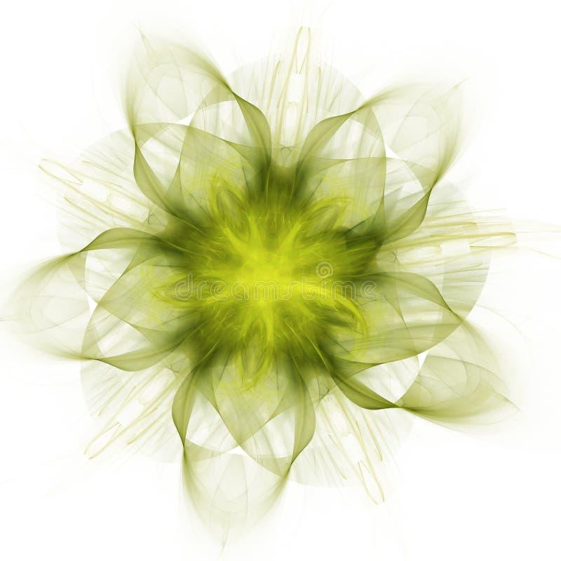 fractal ανασκόπησης απεικόνιση αποθεμάτων