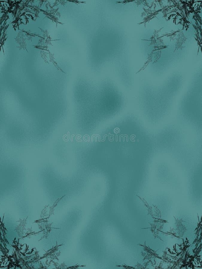 fractal ανασκόπησης grunge κιρκίρι ελεύθερη απεικόνιση δικαιώματος