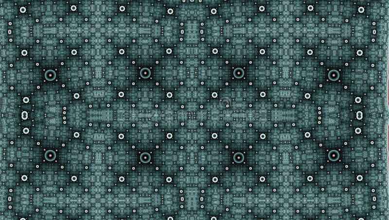 Fractal σχέδιο συμμετρίας (Julia καθορισμένη) στοκ φωτογραφίες με δικαίωμα ελεύθερης χρήσης