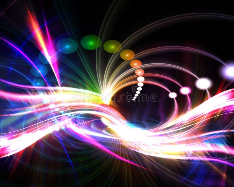 fractal σχεδίου υπερφυσικό απεικόνιση αποθεμάτων