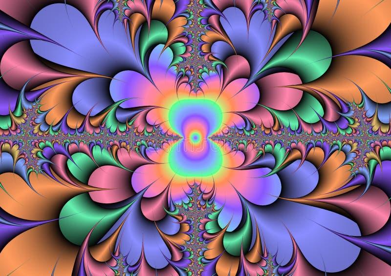 fractal ilustracji