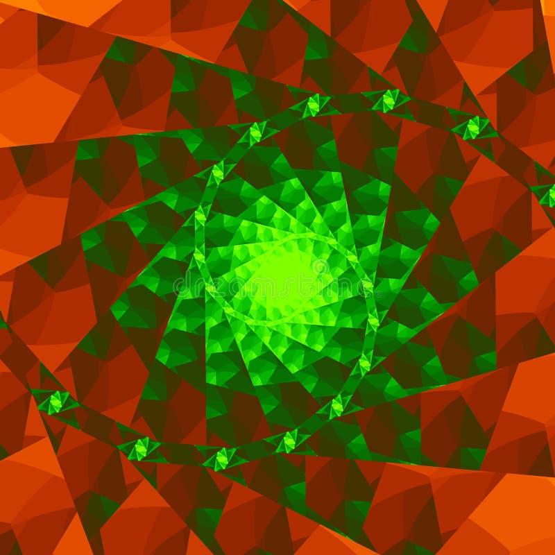 fractal ελεύθερη απεικόνιση δικαιώματος