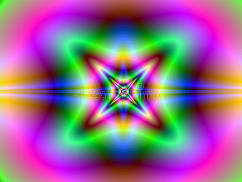 fractal royalty ilustracja