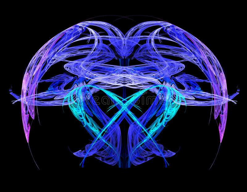 fractal στοκ εικόνες με δικαίωμα ελεύθερης χρήσης