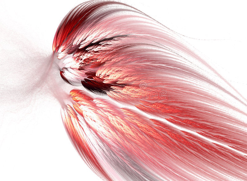 Download Fractal abstract stock illustration. Image of beautiful - 1411251