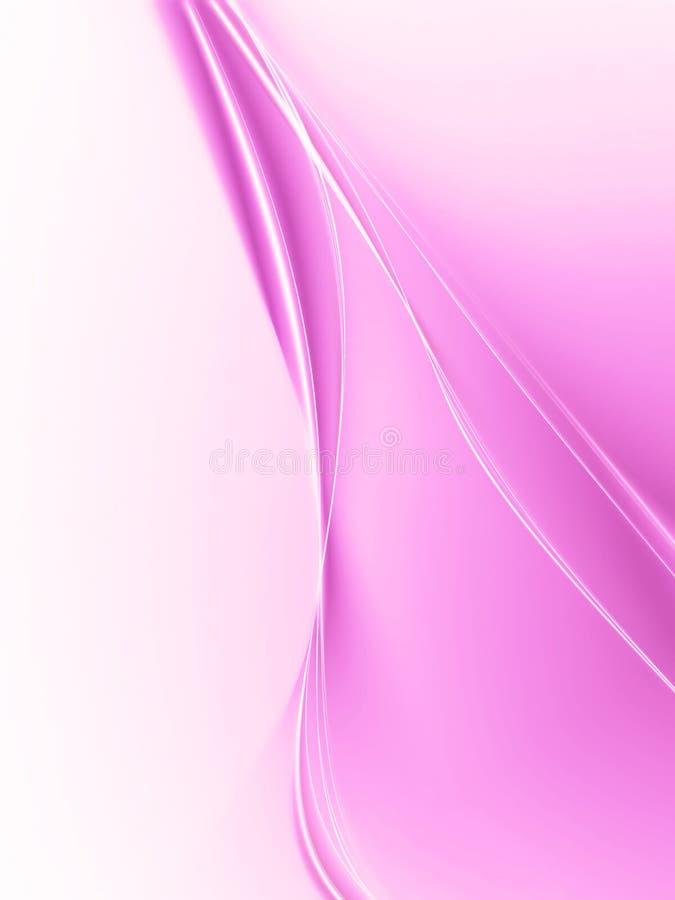 Fractale élégante illustration de vecteur
