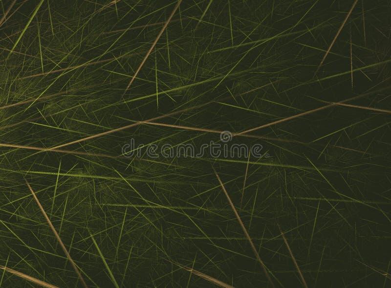 Fractale abstraite - 0059 illustration de vecteur