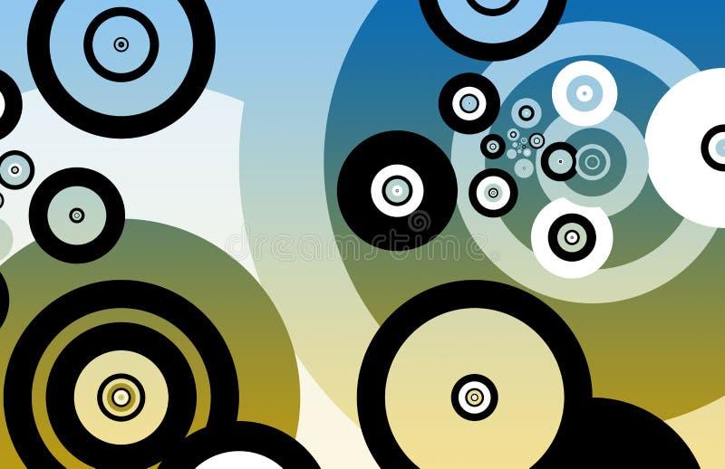 fractales illustration de vecteur