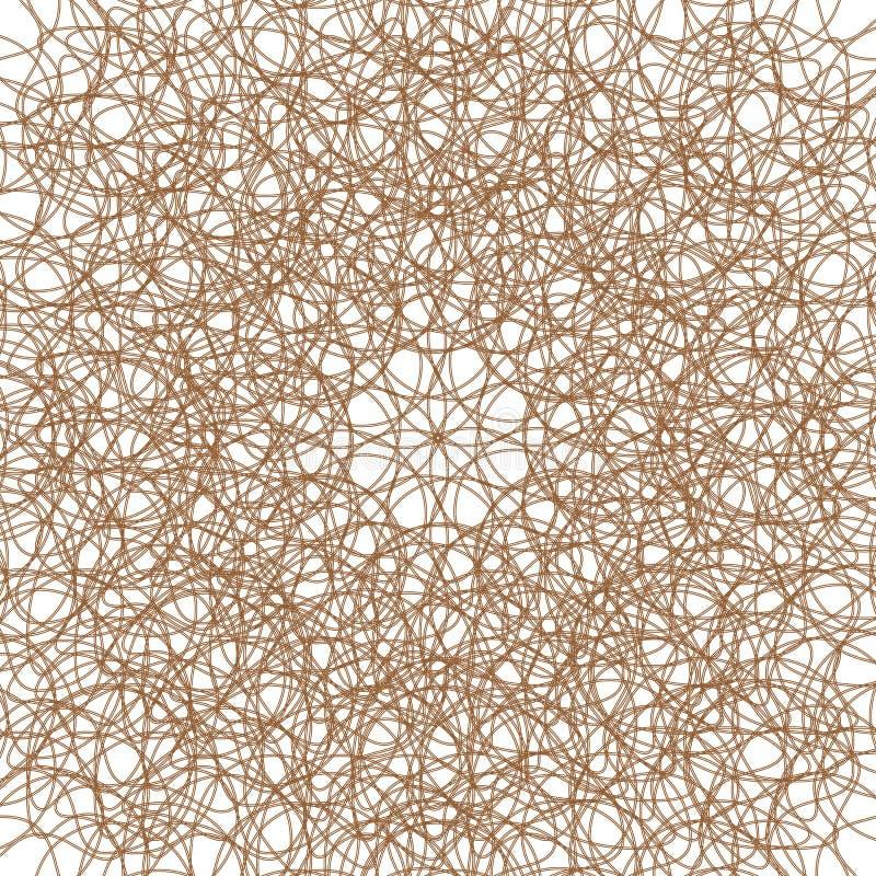 Fractales abstraites illustration libre de droits