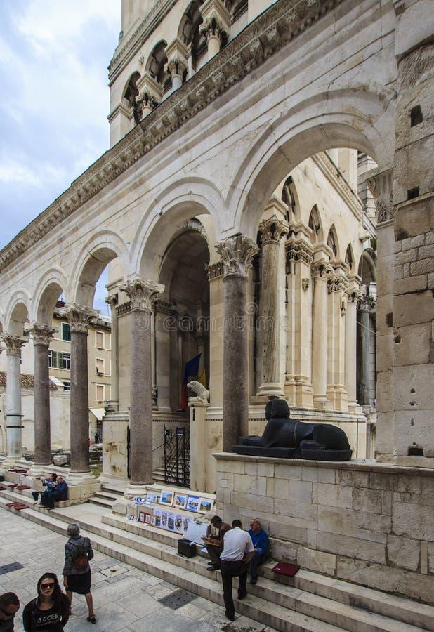 Fractura, Croacia fotos de archivo libres de regalías