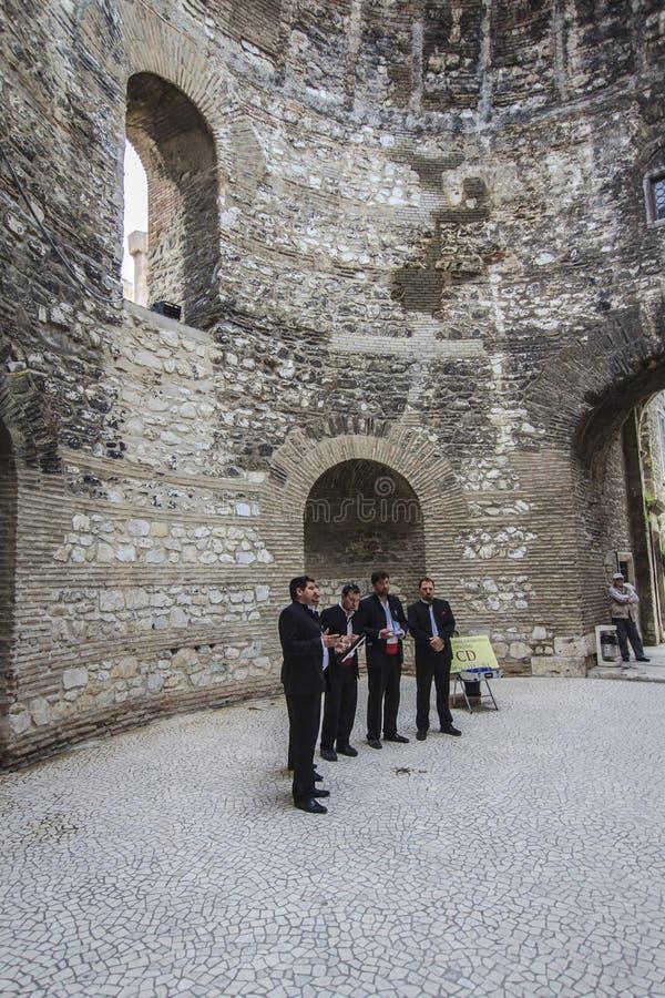 Fractura, Croacia imágenes de archivo libres de regalías