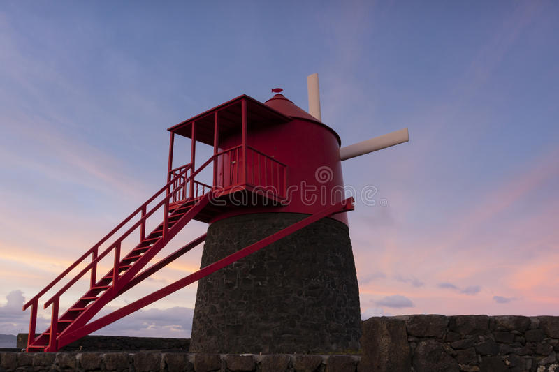 Frade Windmill royalty free stock image