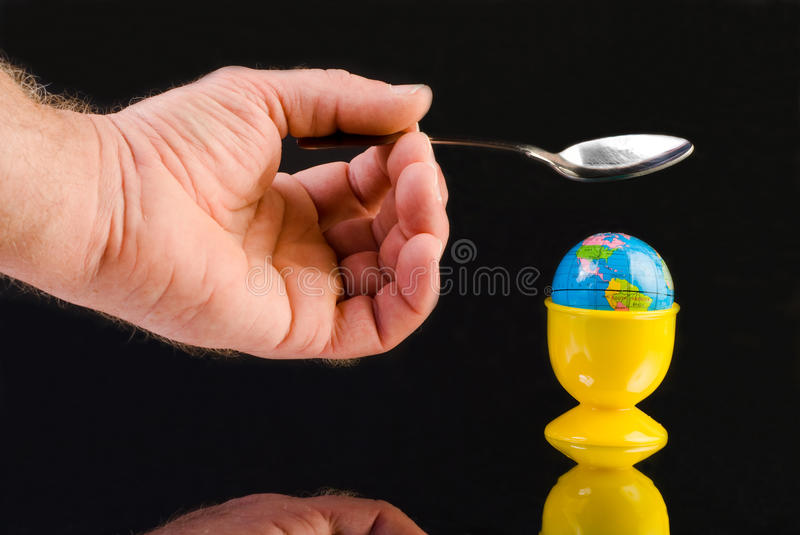 Download Fragil planet stock image. Image of geography, world - 21734737