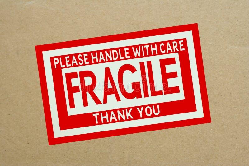 Download Fragile stock image. Image of handle, shatter, please - 12459769
