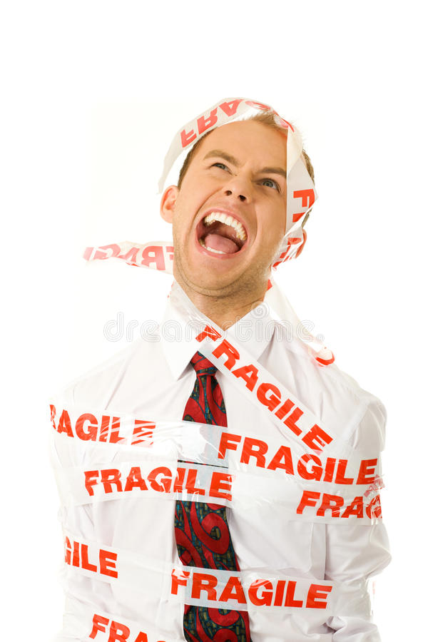 Download Fragile stock photo. Image of fragile, weakness, tape - 25508564