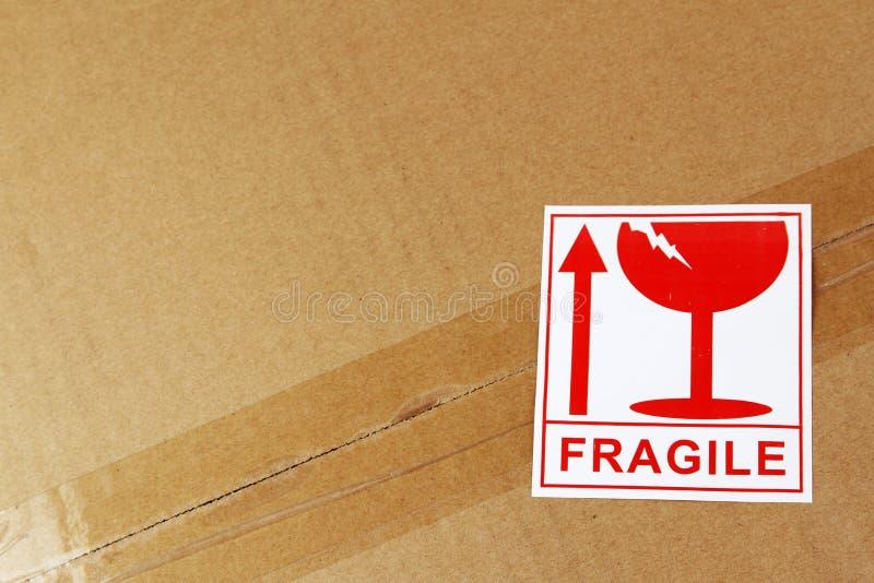 Fragile photo libre de droits