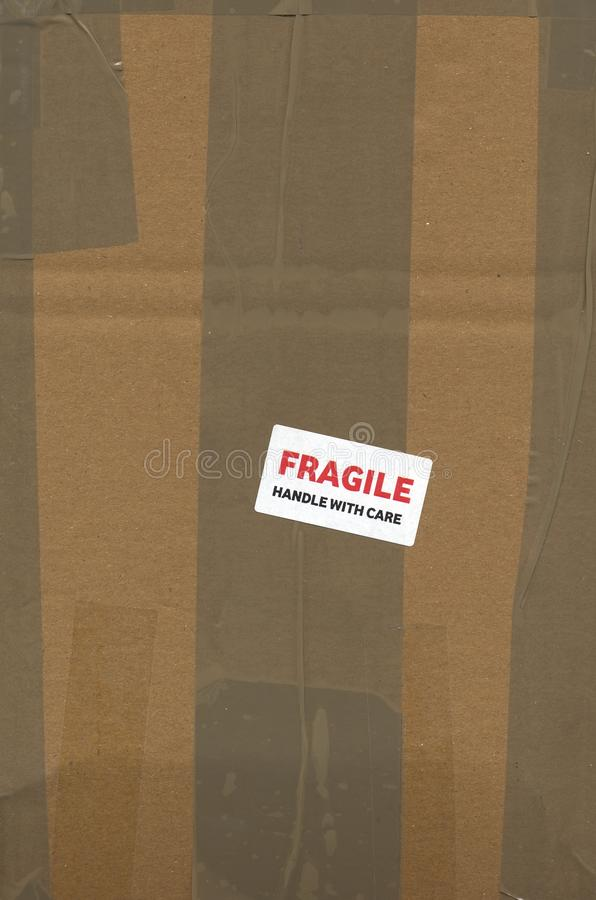 Download Fragile stock image. Image of message, airmail, sign - 30873185