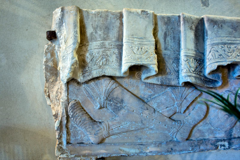 Download Fragment Of Ancient Stone Carving Stock Photo - Image: 33657678