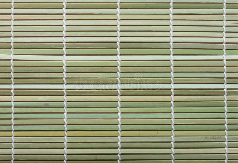 Download Fragment of bamboo mat stock photo. Image of decor, food - 41598028