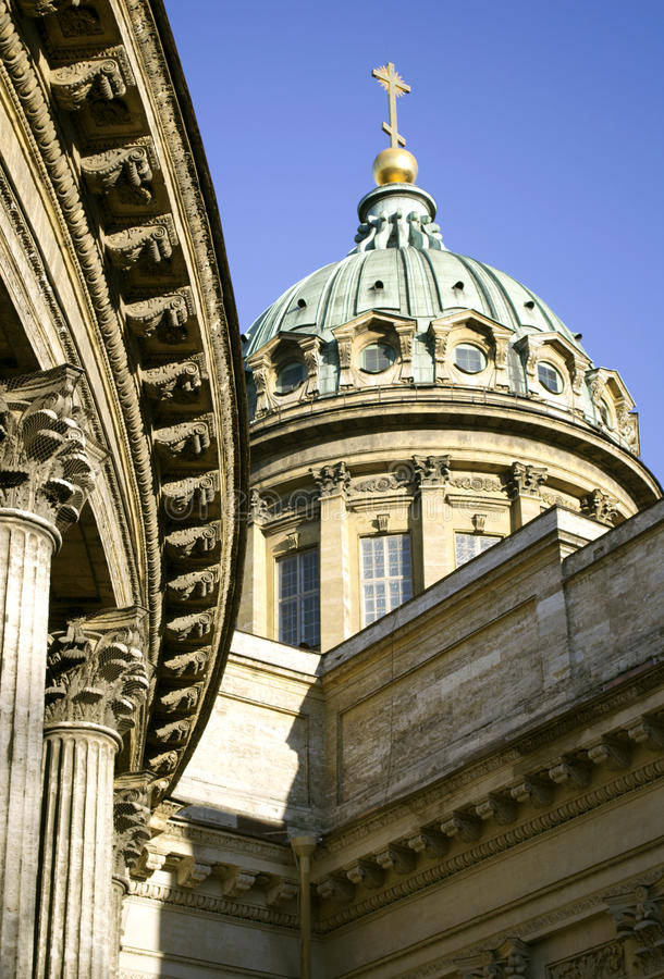 Free Fragment Cathedral Stock Image - 38731831