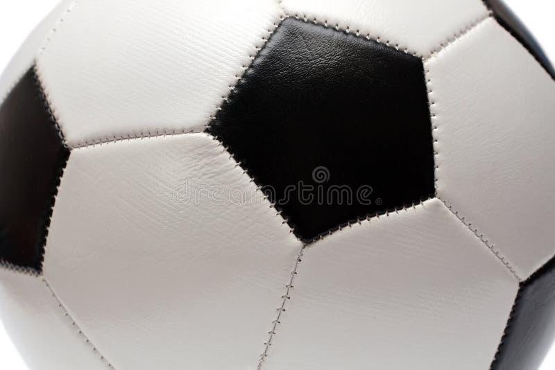 Fragment de bille de football du football photo libre de droits