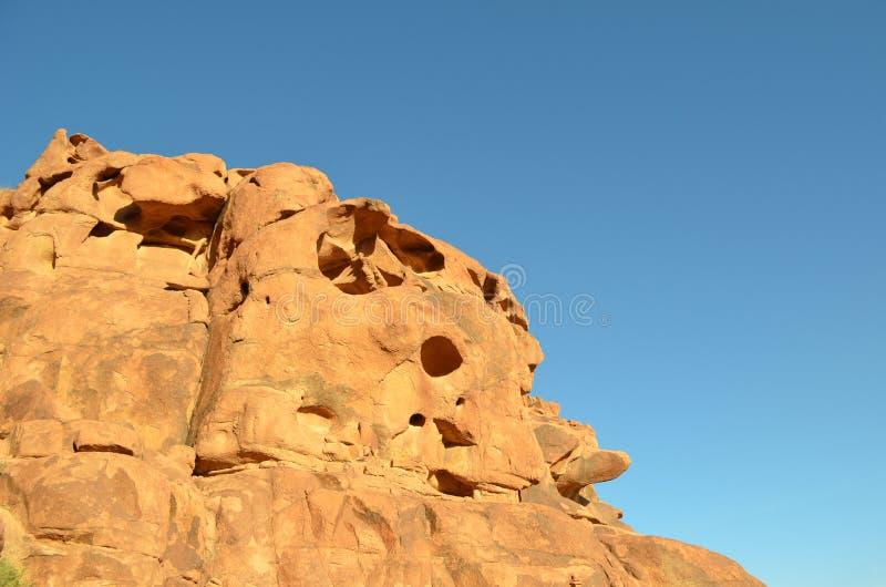 Fragment de fantaisie de roche photos stock