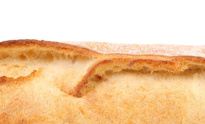 Fragment de long pain. photographie stock libre de droits