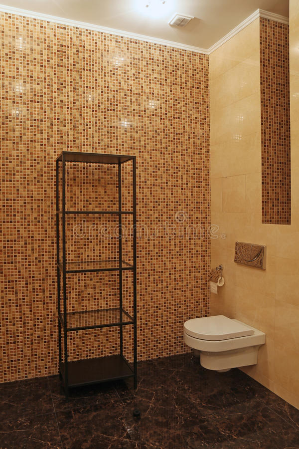 Fragment de salle de bains de luxe photos libres de droits