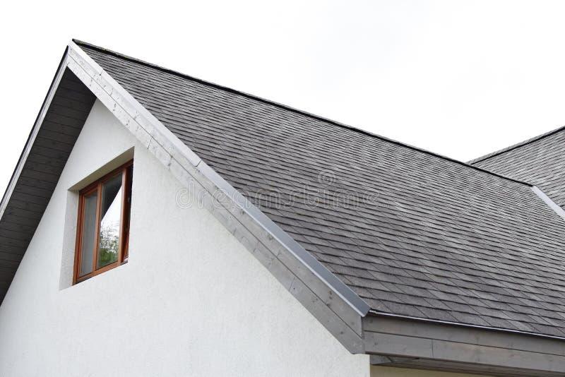 Fragment de toit image libre de droits