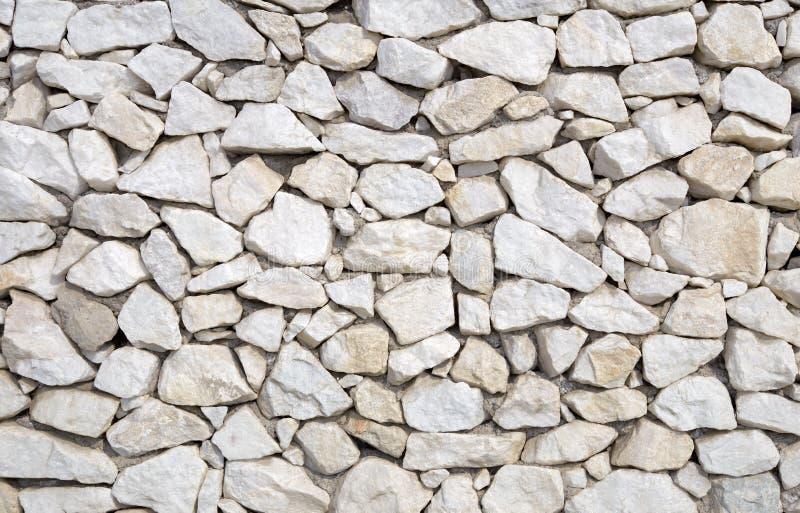 Fragment einer Steinwand lizenzfreie stockfotos