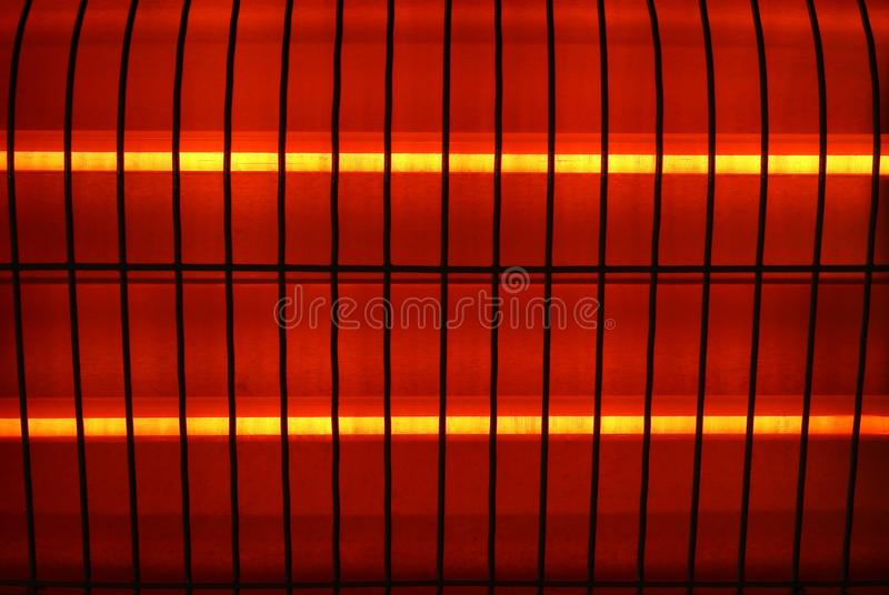 Download Fragment Of An Electric Heater Stock Photo - Image of electrofireplace, heated: 16116218