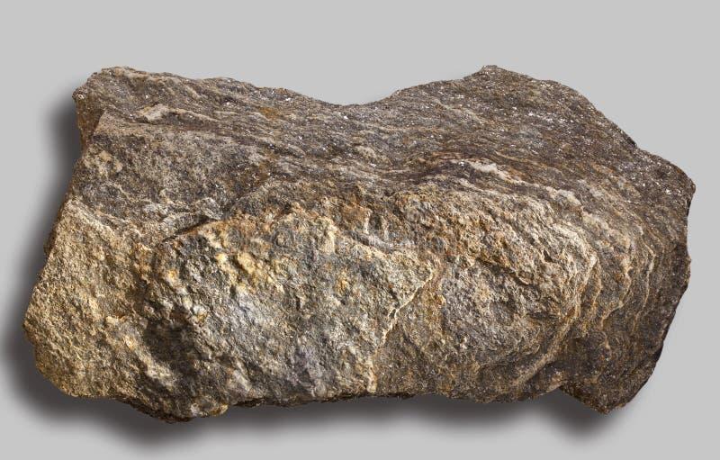 Fragment of granite