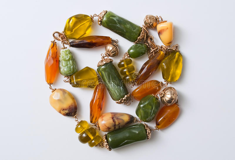 Download Fragment necklaces stock image. Image of collection, chain - 23091449