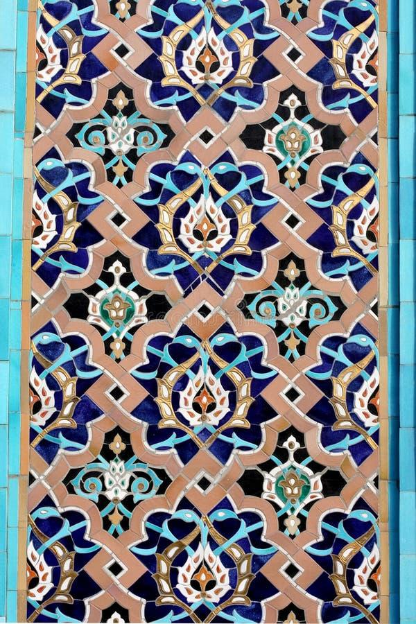 Free Fragment Of A Ceramic Decor Royalty Free Stock Photos - 10668568