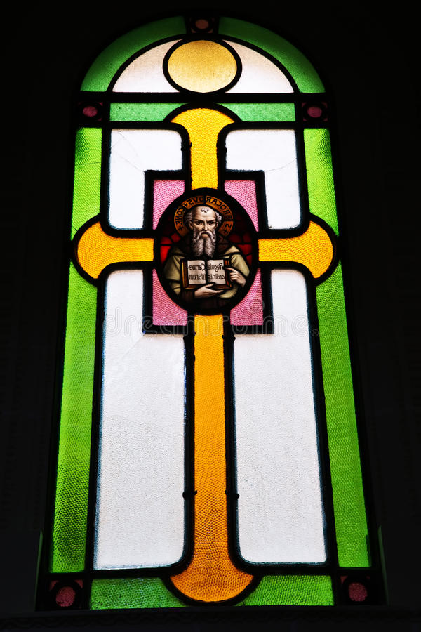 Free Fragment Of Stained Glass Royalty Free Stock Images - 16755199